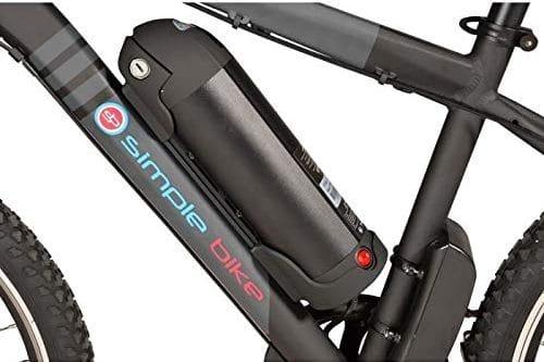 simple bike moteur vtt electrique