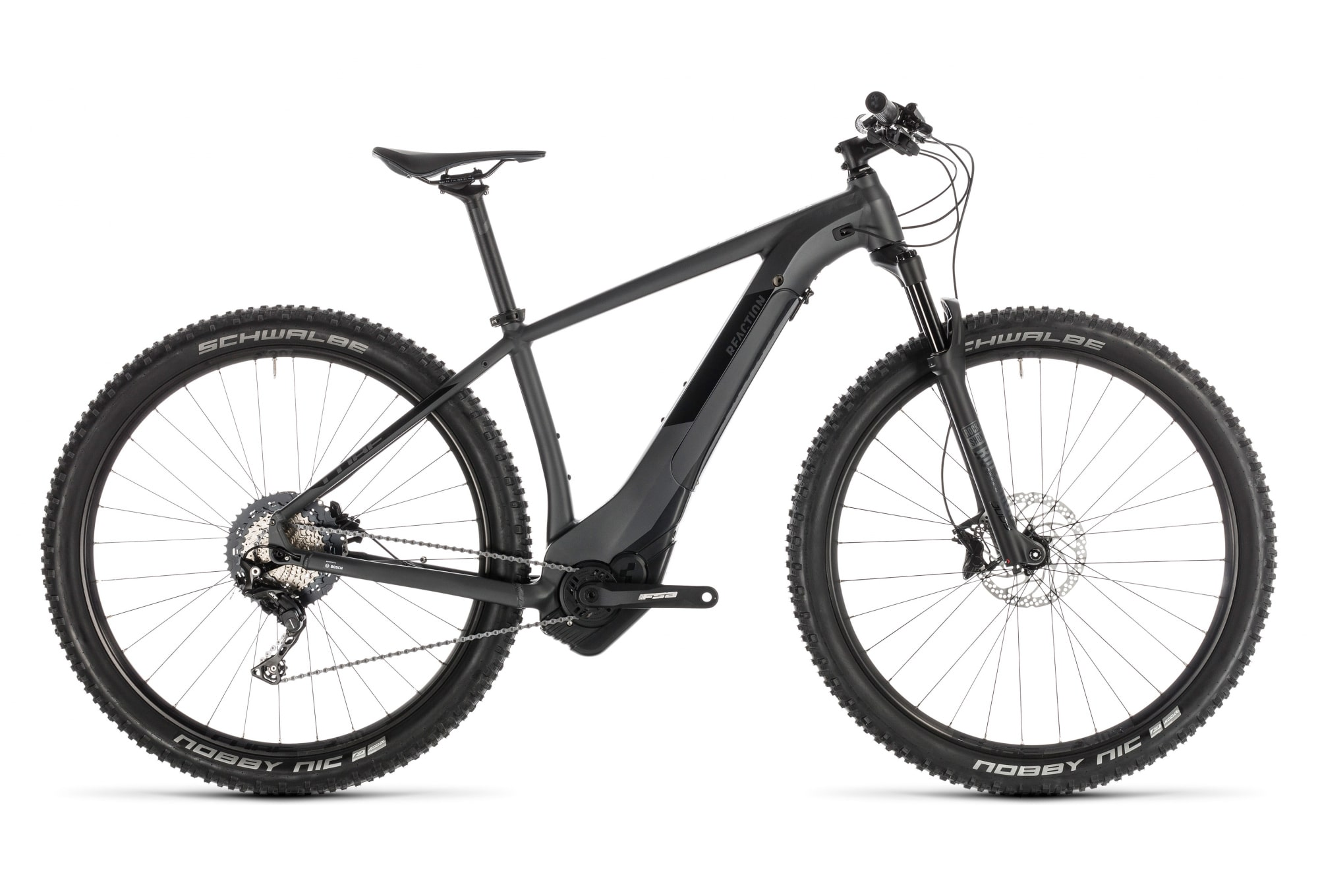 VTT ELECTRIQUE SEMI-RIGIDE CUBE REACTION HYBRID SL 500