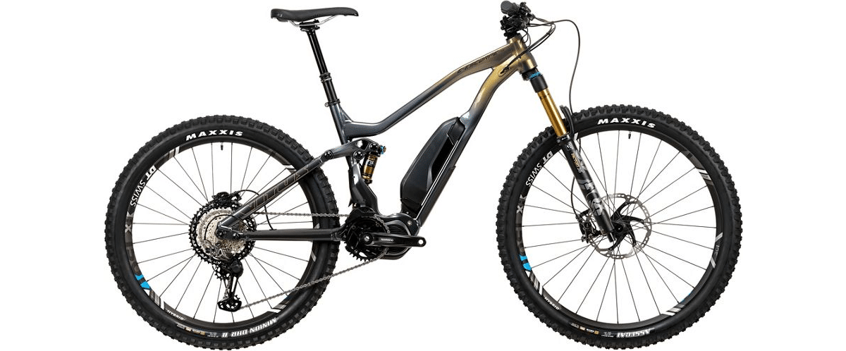 Vitus E-Escarpe VRX E-Bike (XTR-XT 1x12) 2020