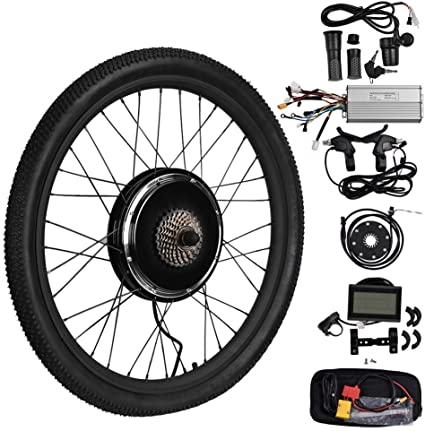 kit vtt électrique roue