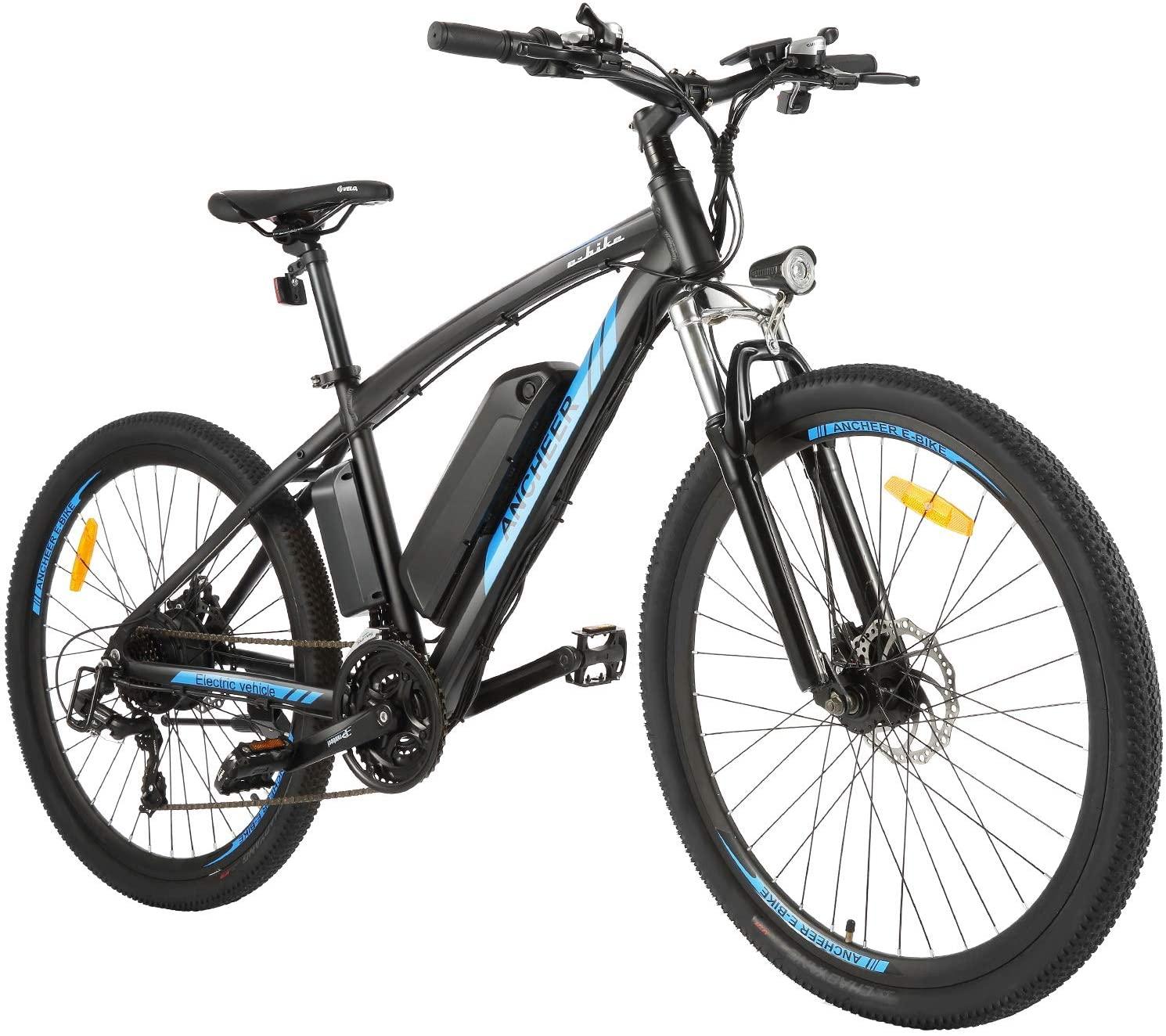 vélo électrique ancheer avis