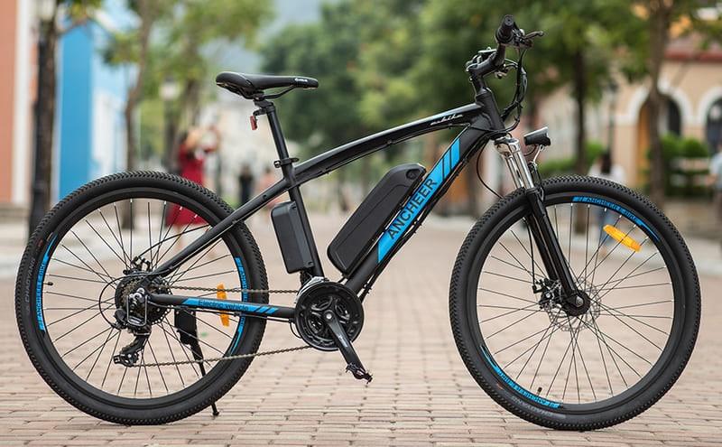 ancheer vélo électrique