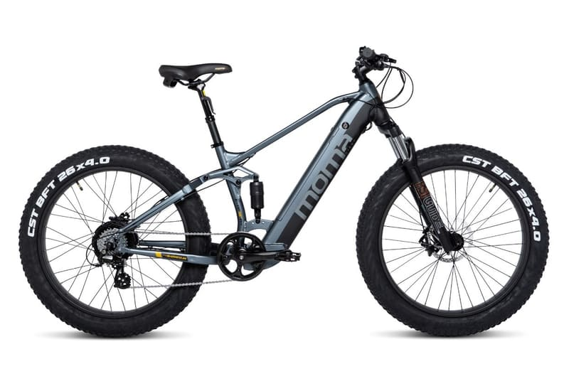 vtt électrique fat bike moma bike