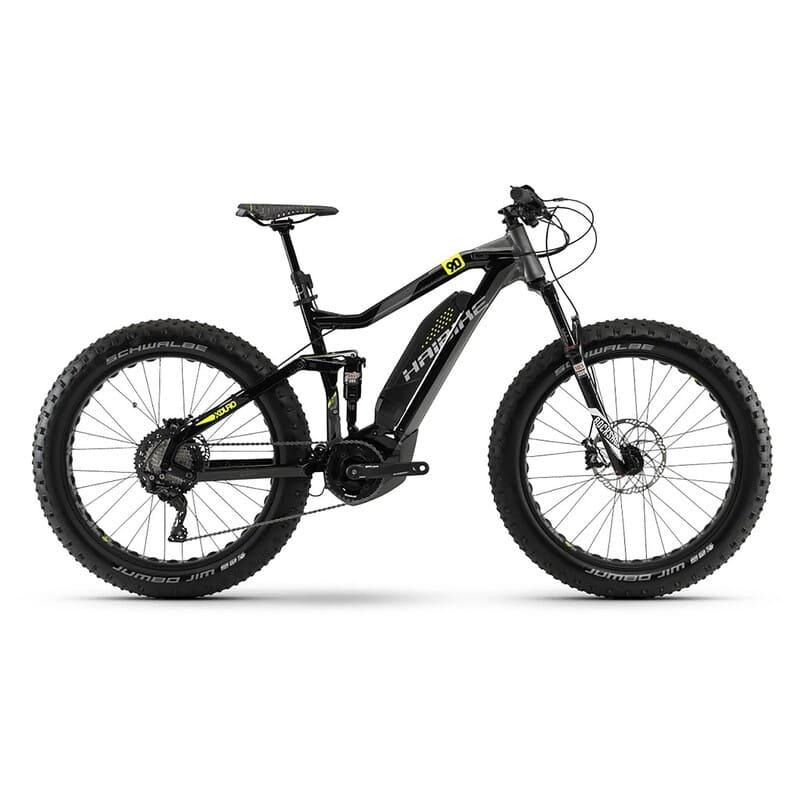 VTT électrique fatbike