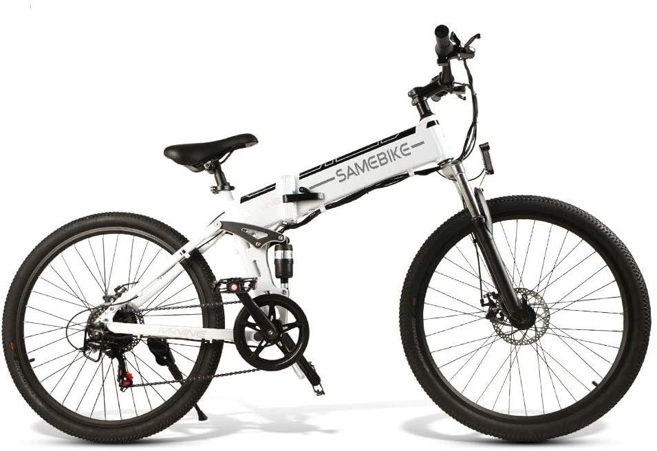 VTT électrique samebike